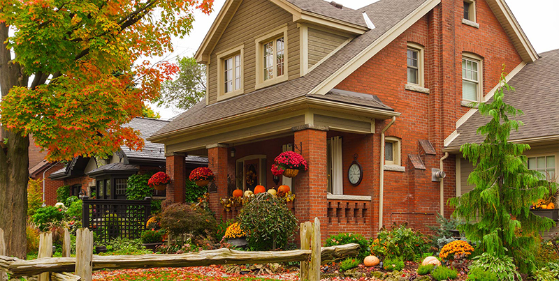 buying a resale home
